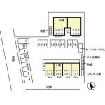 箕輪町木下 ≪アパート≫ 2LDK(62.1㎡)防音に優れてます
