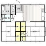 和室8畳は洋間になっています