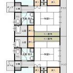 和室は6畳間のみです